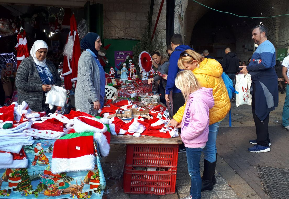 For Israeli Jews, a newfound love affair with Christmas