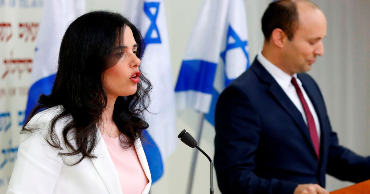 The Downfall of Naftali Bennett and Ayelet Shaked
