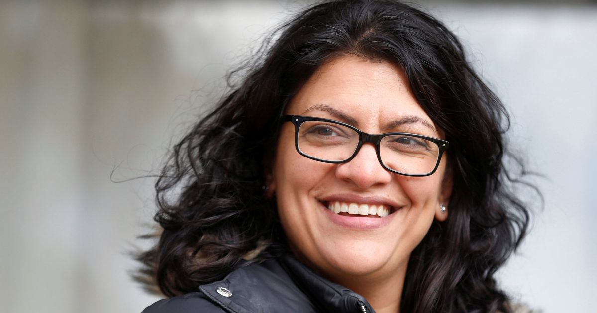 Tlaib Says She Is Humbled Her Ancestors Provided 'Safe Haven' for Jews After Holocaust