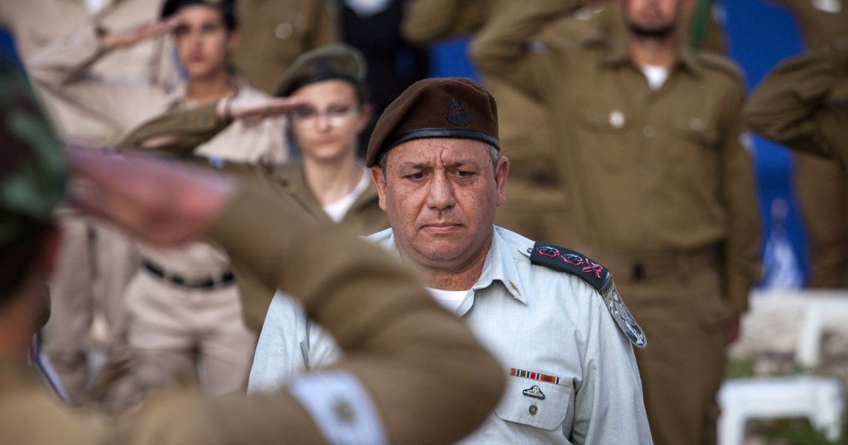 Analysis Israeli Army Chief's Parting Message to Soleimani, Nasrallah and Khamenei