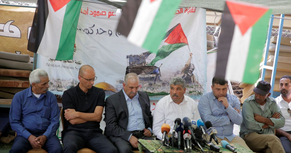 Opinion 'Democracy' in Israel: Where the Palestinian Subjects Are Beholden to the Occupier