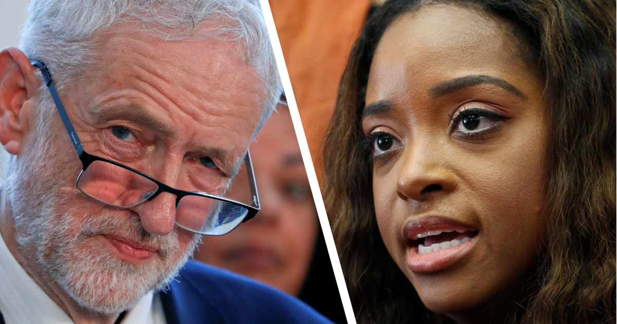 Opinion Tamika Mallory and Jeremy Corbyn Have the Same Problem With Jews