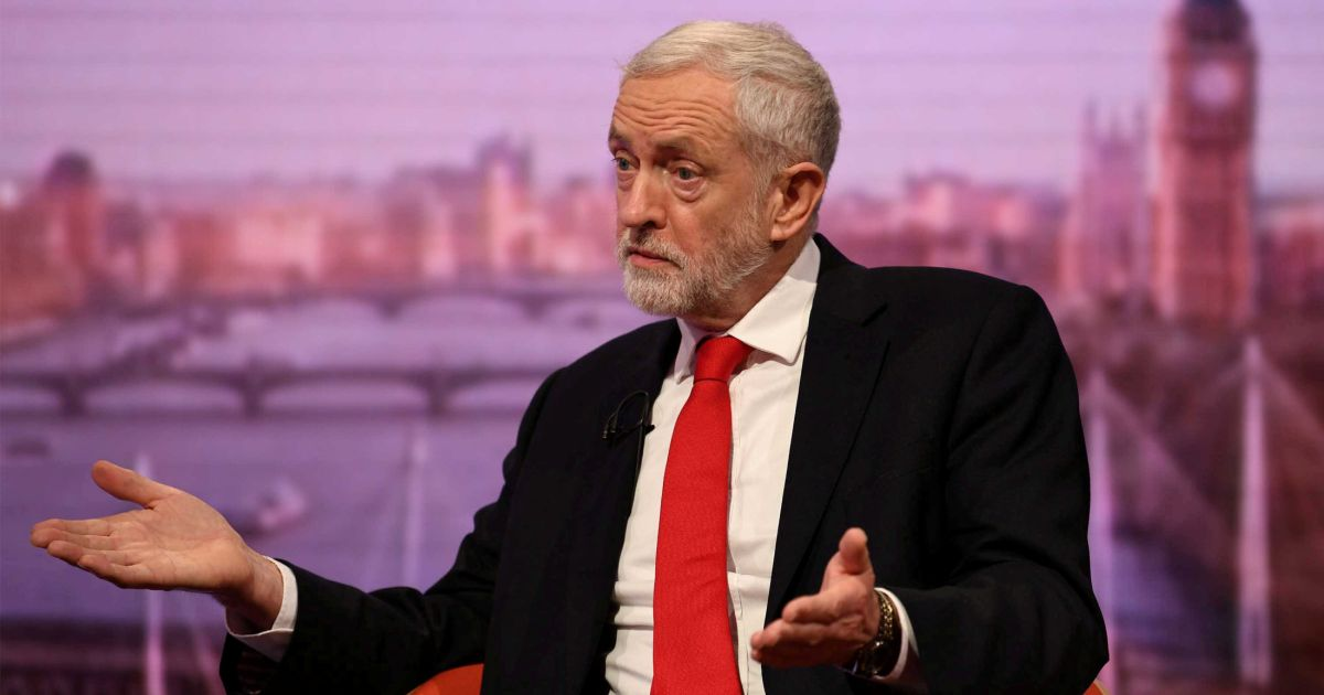 British Labour Party puts ban on selling arms to Israel on election platform