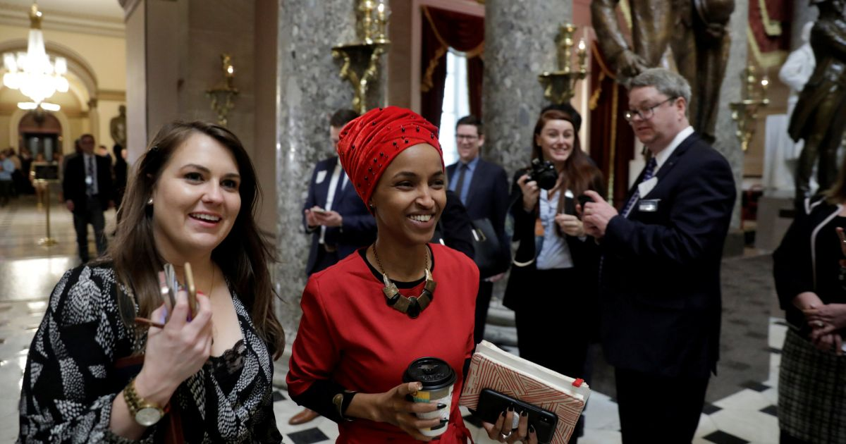 Ilhan Omar, Who Said Israel 'Hypnotized' the World, Appointed to House Foreign Affairs Committee