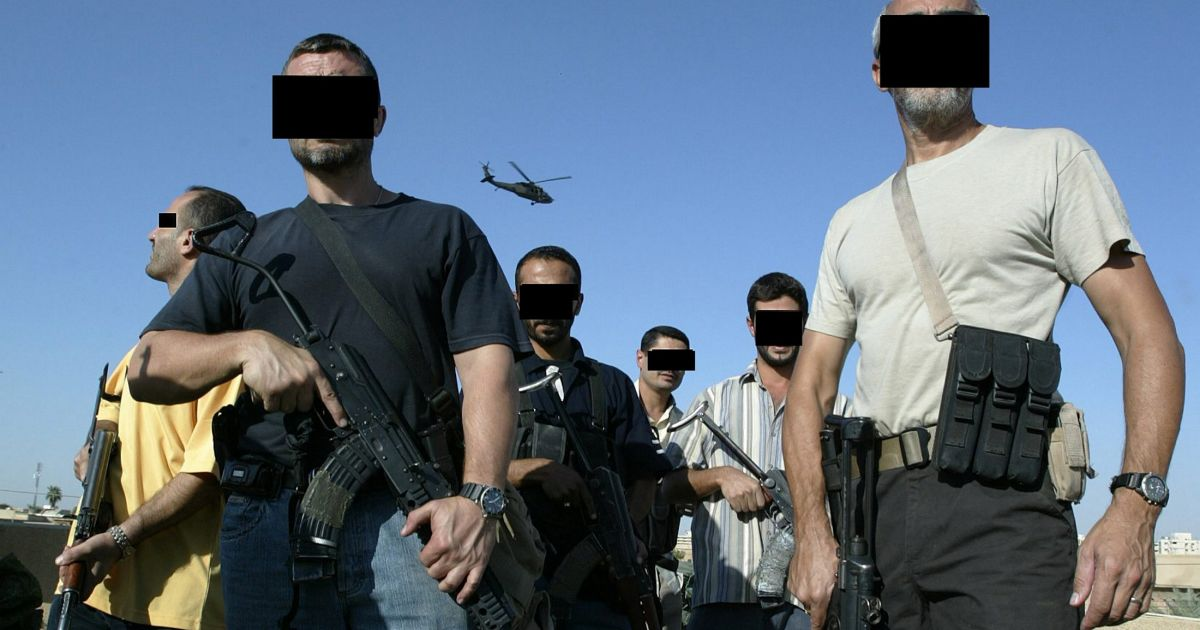 Blackwater, the controversial paramilitary firm, wants a comeback – starting in Syria
