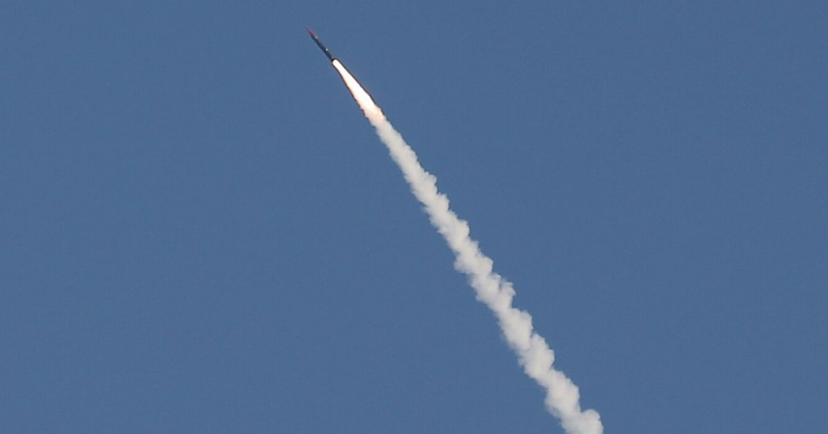 Israel successfully tests Arrow 3 anti-ballistic missile