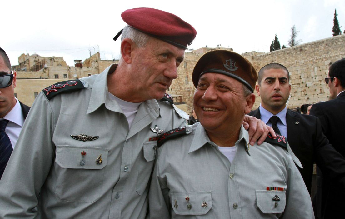 Benny Gantz, The General Coming to End the Netanyahu Era in