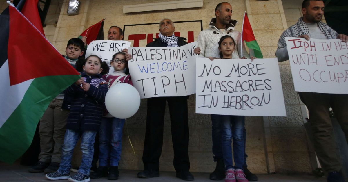 Opinion Palestinians in Hebron Could Now Face Another Massacre