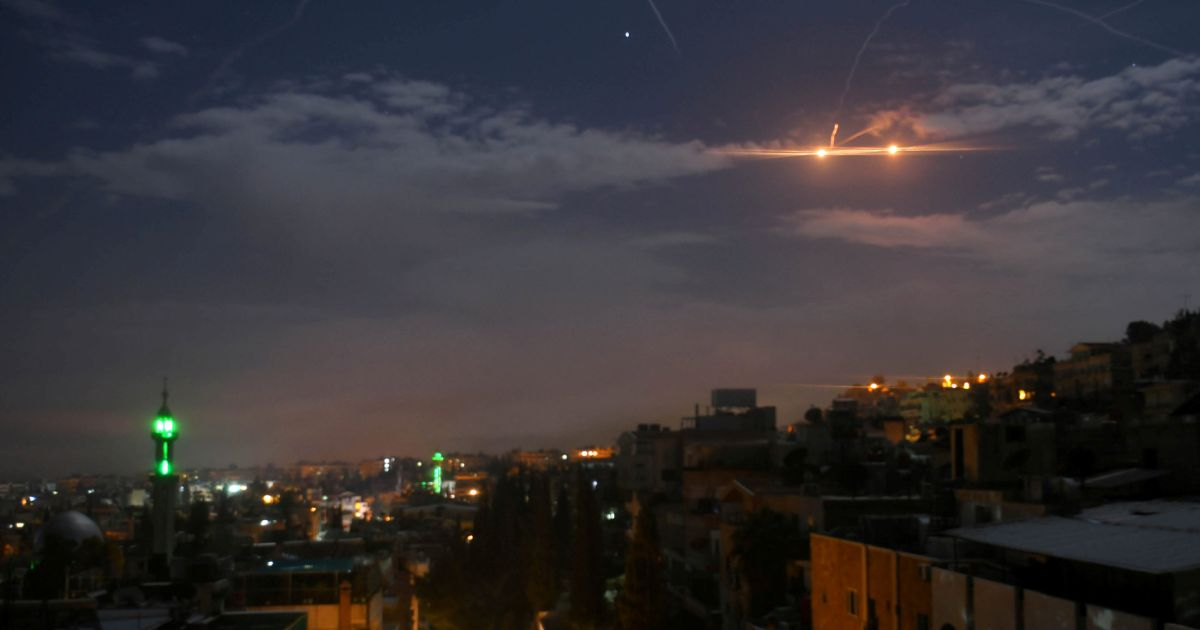Analysis In the Glass House Called Syria, Iran Has Thrown One Too Many Stones