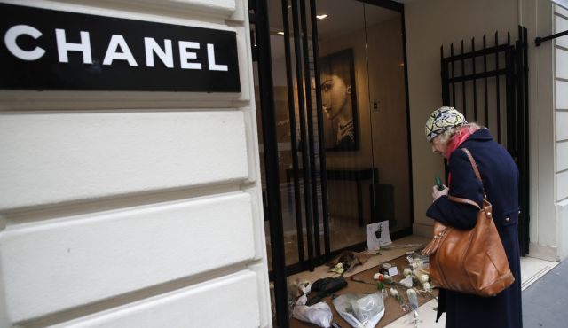 4e5edeb6e1dd How Karl Lagerfeld cleansed Chanel of its anti-Semitic