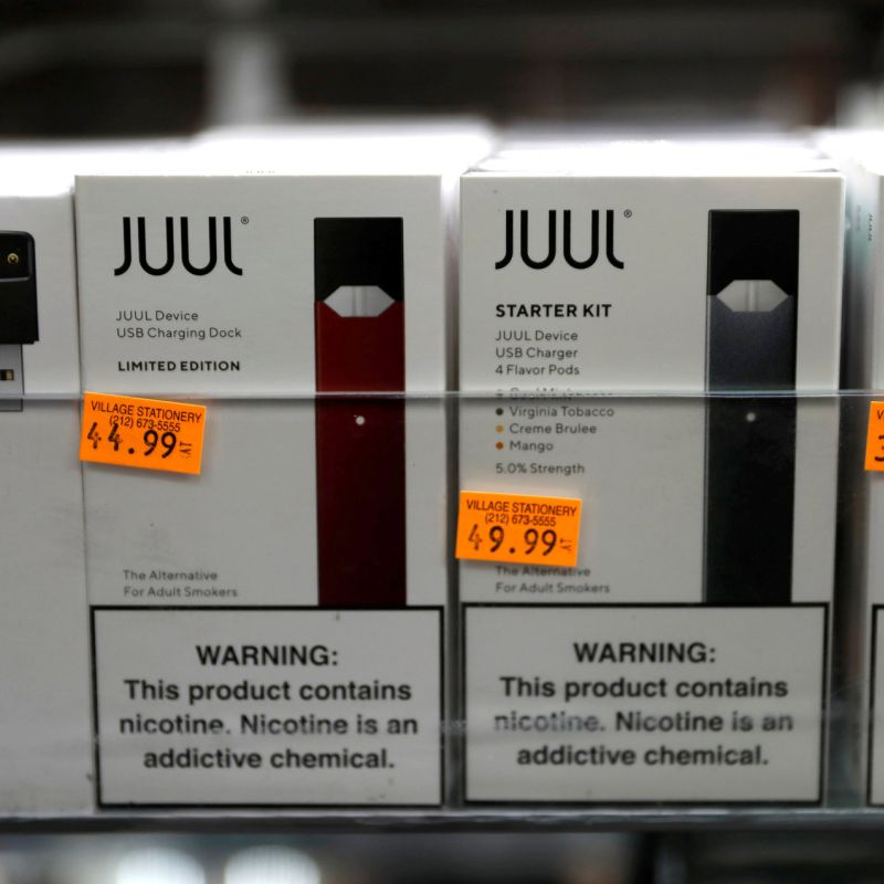 TechNation: Juul's owner Altria shutters Green Smoke