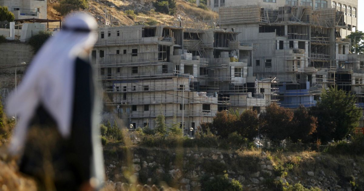 Analysis How the Israeli Army Takes Palestinian Land and Hands It to Settlers
