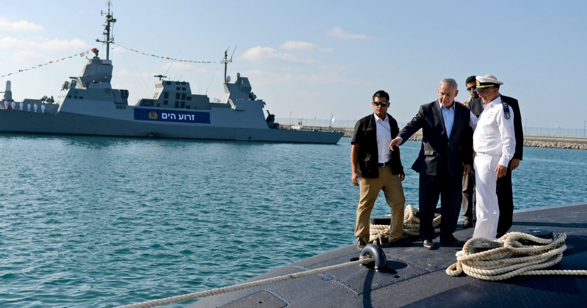 Opinion Netanyahu Must Be Questioned Under Caution in Submarine Affair