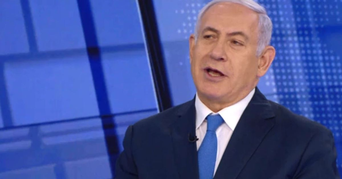 Analysis Netanyahu Dropped by for a Surprise Interview. He Won't Do It Again