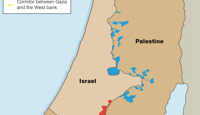 Israel Palestine Map Two states, one and other solutions to the Israeli Palestinian