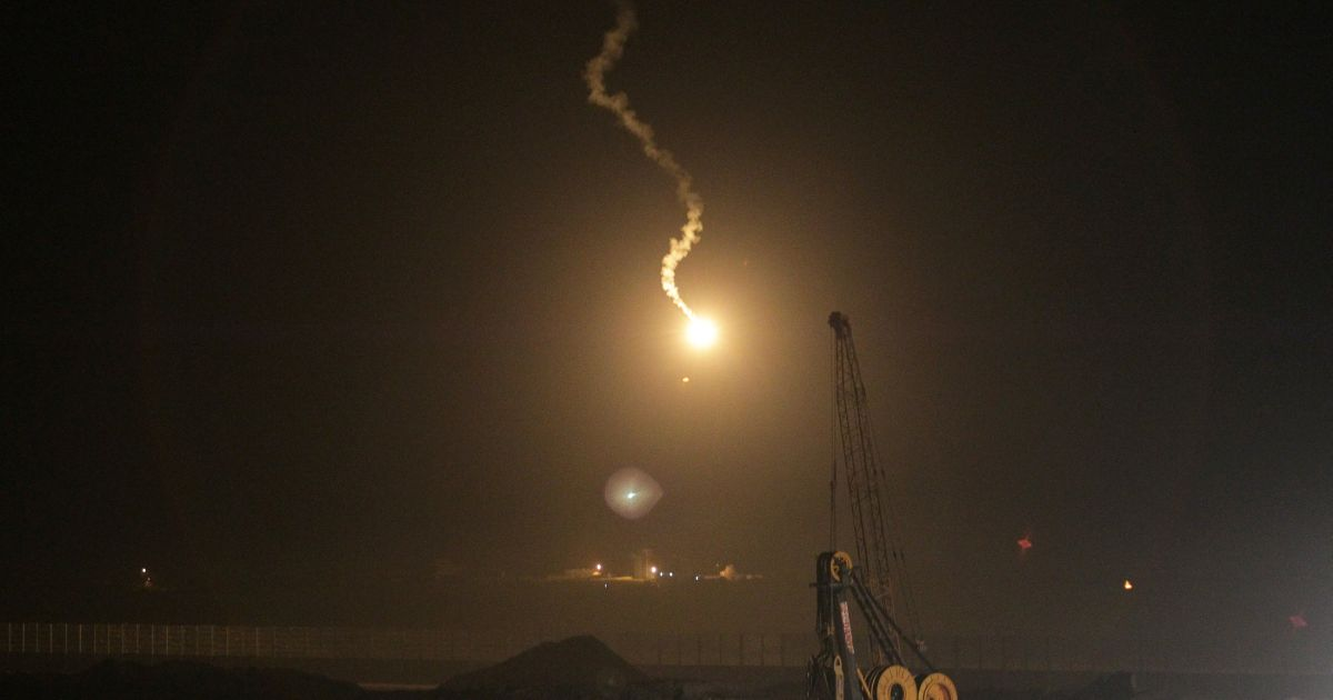 First Gaza rocket fired at Israel since May ceasefire agreement