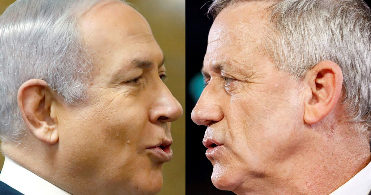 Opinion Netanyahu? Gantz? Who Would American Jews Vote for in Israel's Elections?