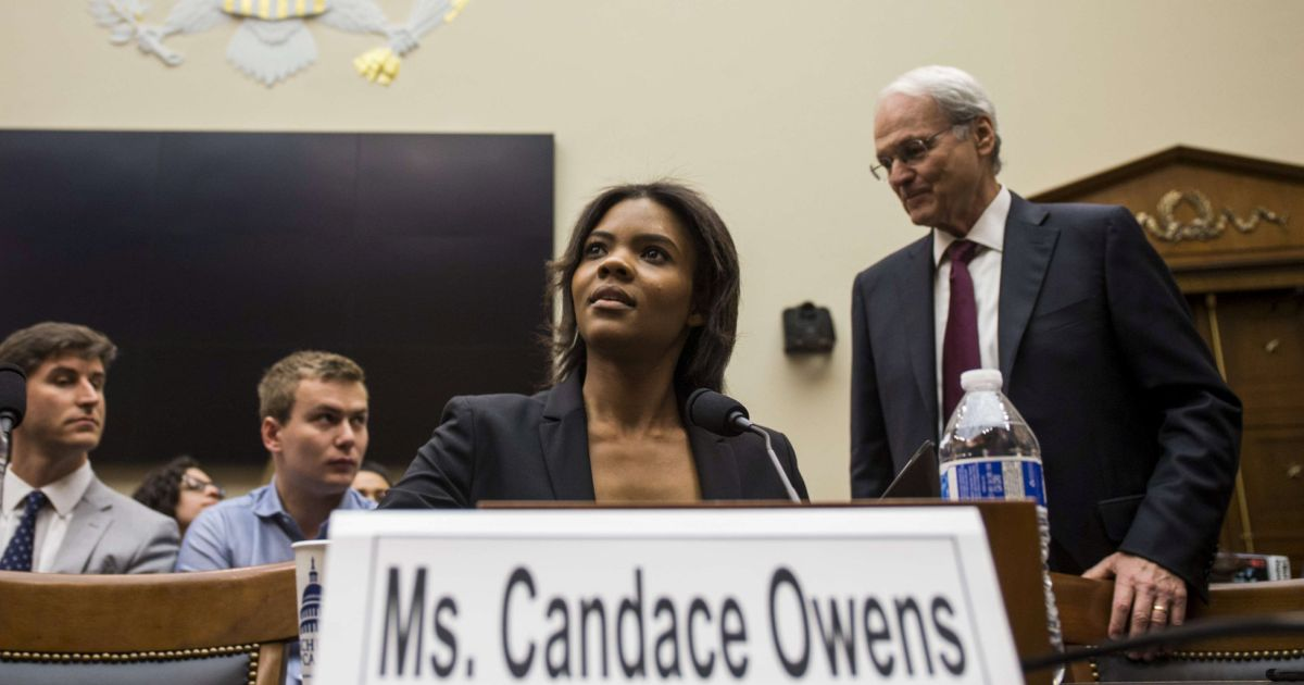Trump Republicans love Candace Owens because she sells their brand of fascism - World News - Haaretz.com