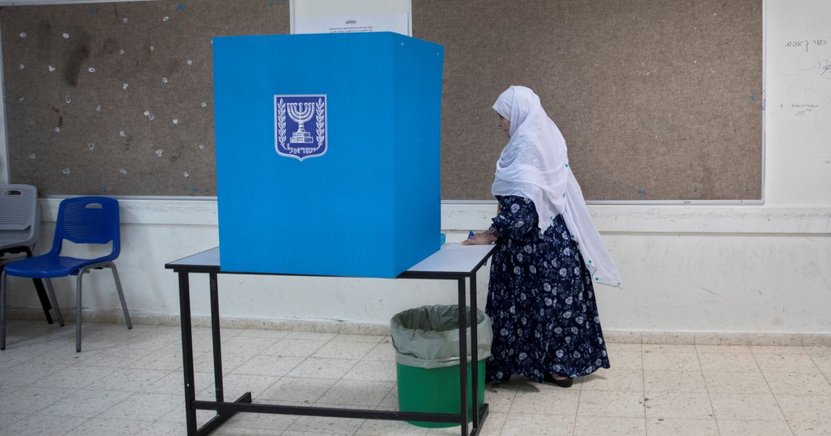 Analysis Large-scale Intimidation Against Arabs on Election Day Shows Israeli Law Is Flawed