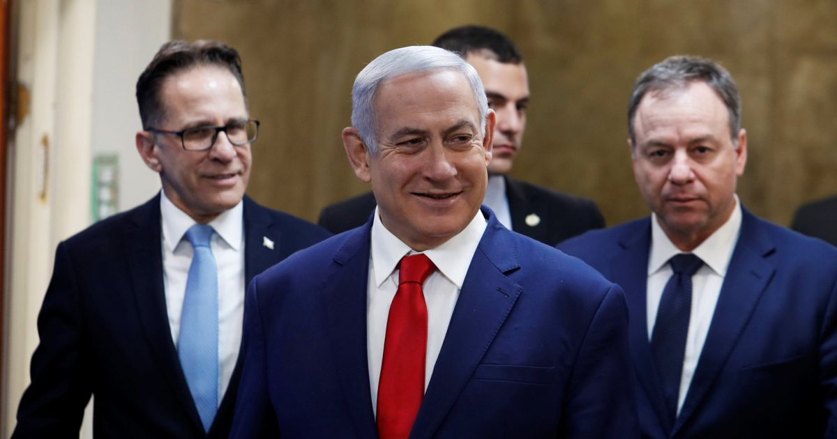 Opinion Black Flags of Immorality and Illegitimacy Flutter Over Annexation and Netanyahu's Immunity
