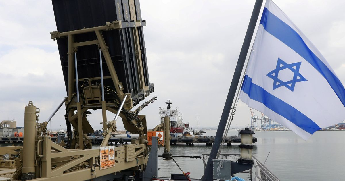 Israel Hails 'Record' Year in Arms Exports, Despite $2 Billion Decrease