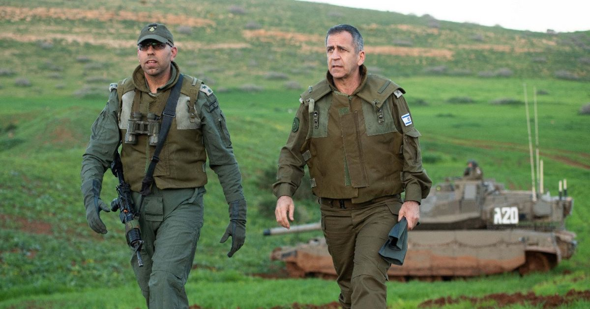 Israel's new army chief has an ambitious plan - Israel News
