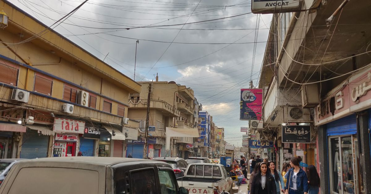 U.S. withdrawal from Syria threatens revival of Kurdish language, too