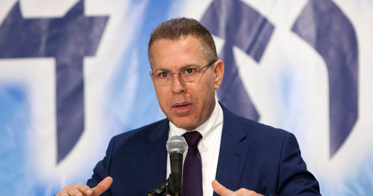 Israeli Minister Almost Caused War With Hamas Prisoners, Security Officials Claim