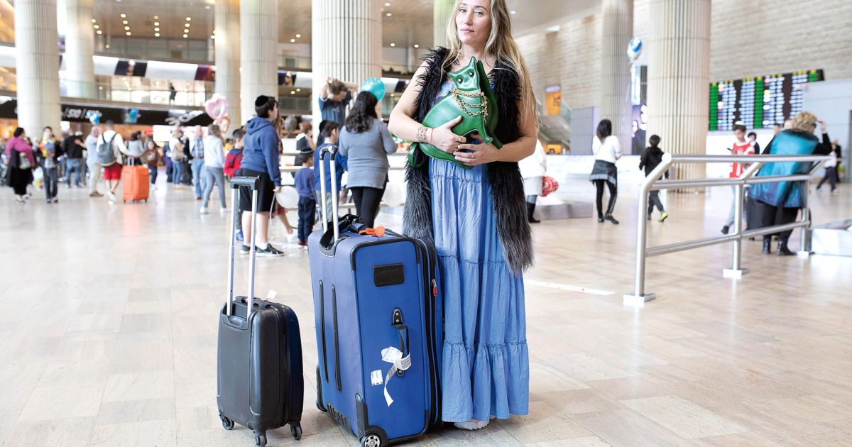 'My Parents Fled Russia to the U.S. and Got Political Asylum, but I Got Stuck in Israel'