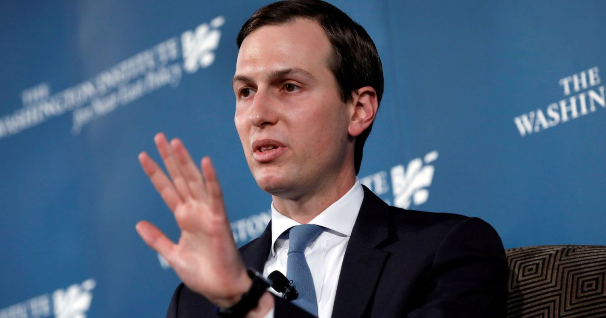 The most important detail in Kushner's plan for the Palestinian economy - U.S. News - Haaretz.com