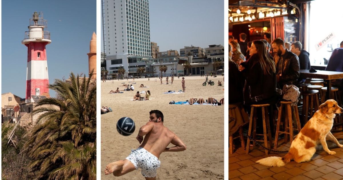 We Found Out What Makes Tourists Crazy About Tel Aviv