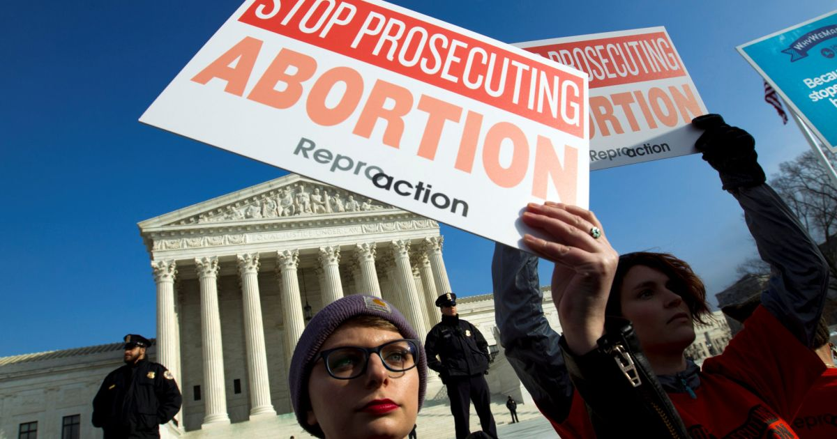 Opinion Alabama's Anti-abortion Law: This Is What Christian Rule Looks Like in America