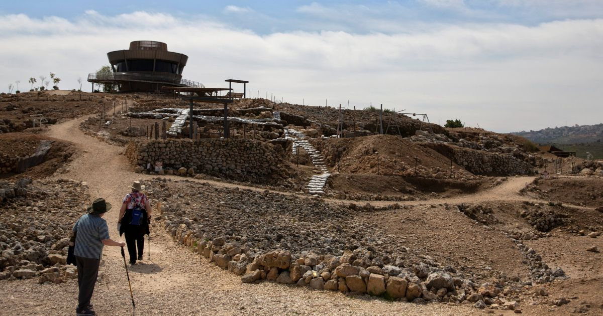 West Bank Archaeological Digs Must Not Be Made Public, Israel's Top Court Rules