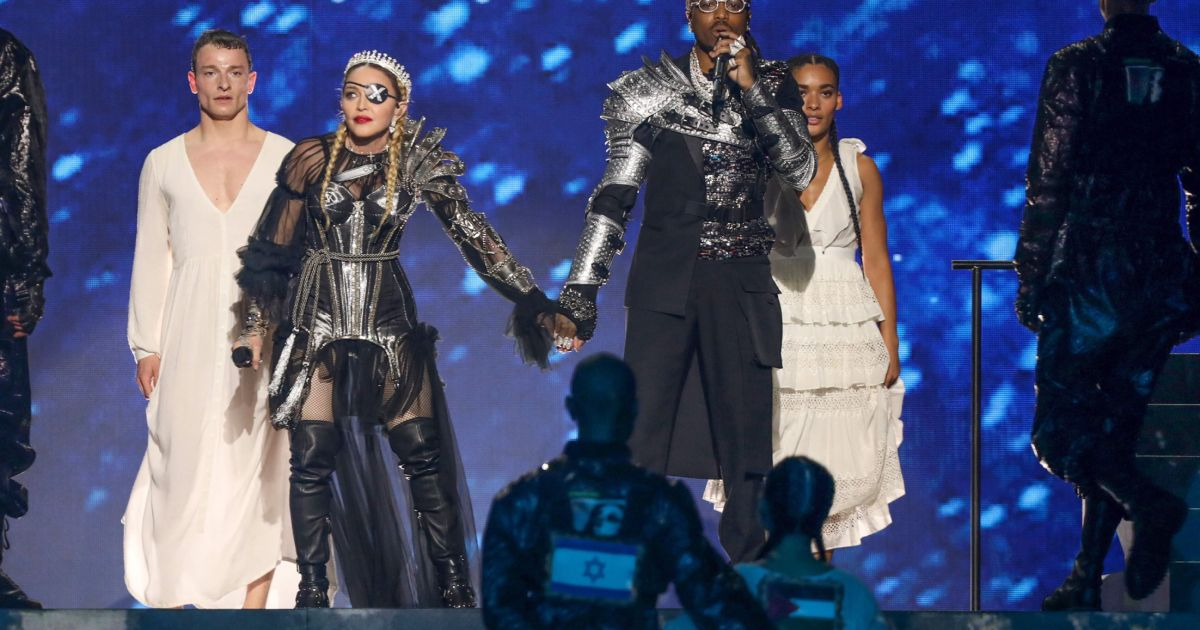 Analysis The Agony and the Ecstasy of Israel's Eurovision Extravaganza