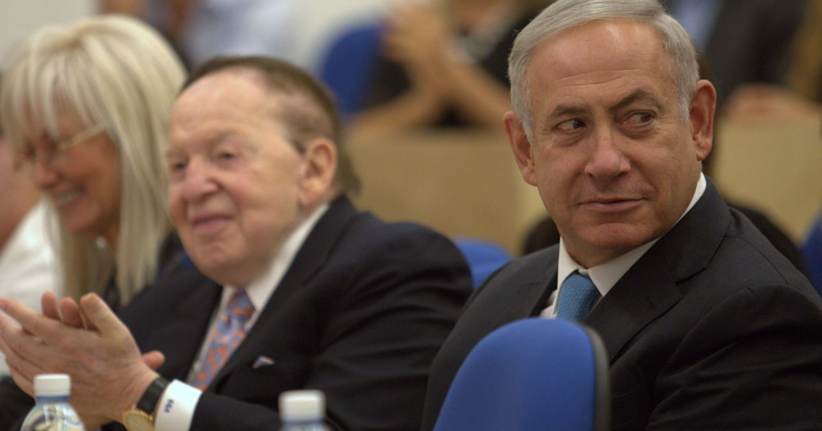 Lawyer of ex-Netanyahu Patron Adelson Slams PM Over Push to Limit High Court