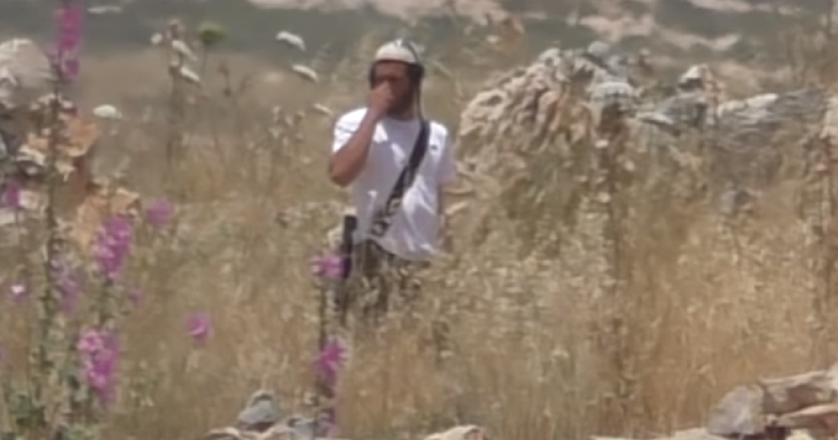 Israeli army blamed Palestinians for arson by settlers. Then a video emerged