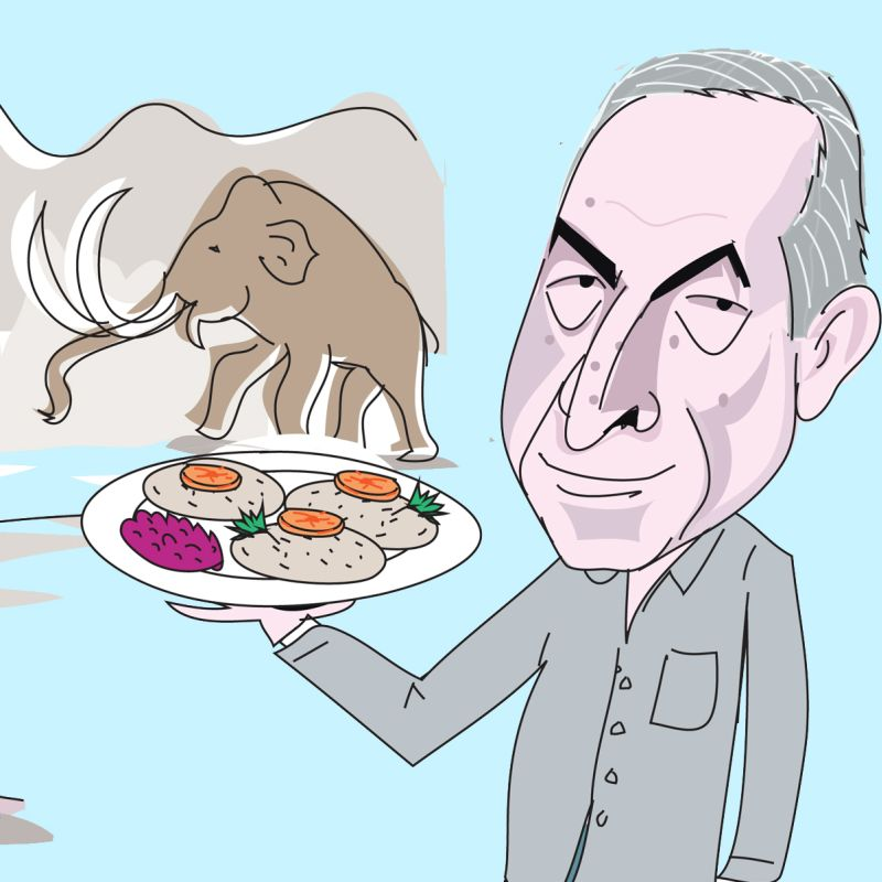 Gideon Levy took a DNA test and found out the truth about