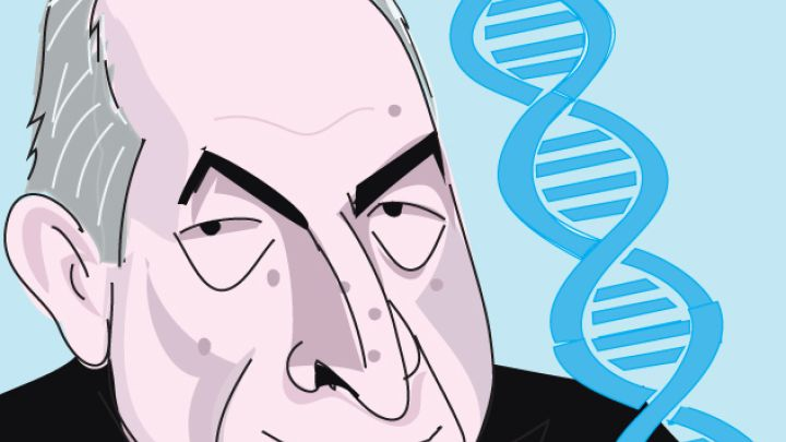 Gideon Levy took a DNA test and found out the truth about his