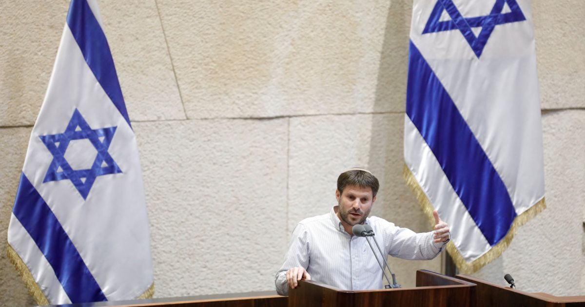 Opinion Smotrich's 'Laws of the Torah' Are as Delusional as the Christian Right's 'Judeo-Christian Values'