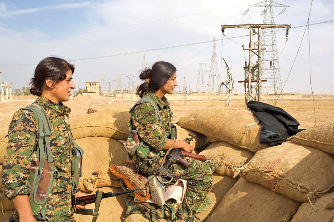 Image result for rojava images