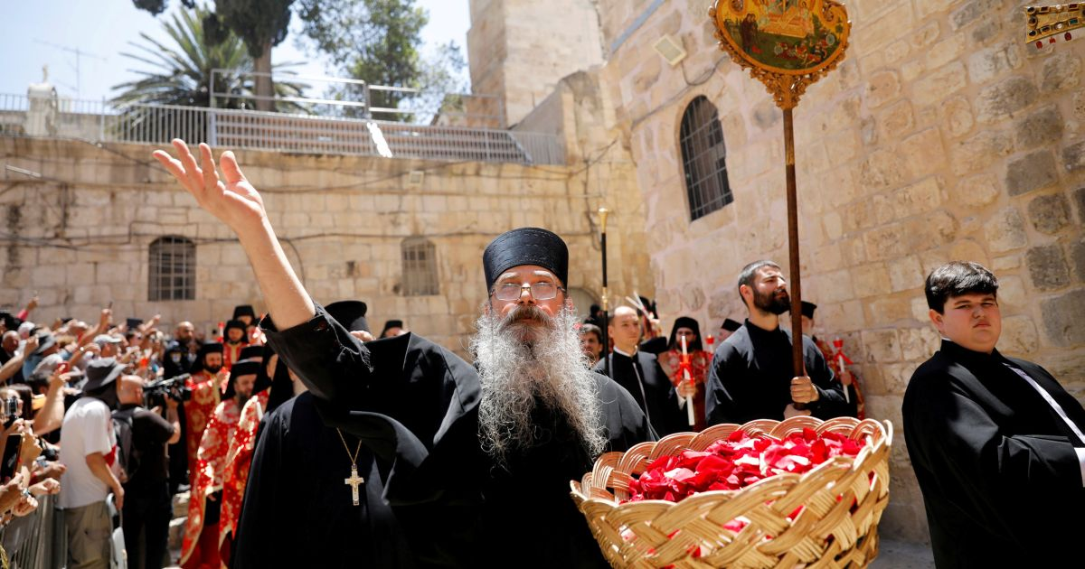 Jerusalem's Christian leaders blast decision to sell Old