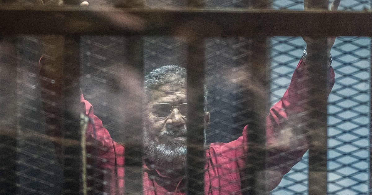 Analysis Awaiting Impact of Morsi's Death, Israel Closely Watching Events in Egypt