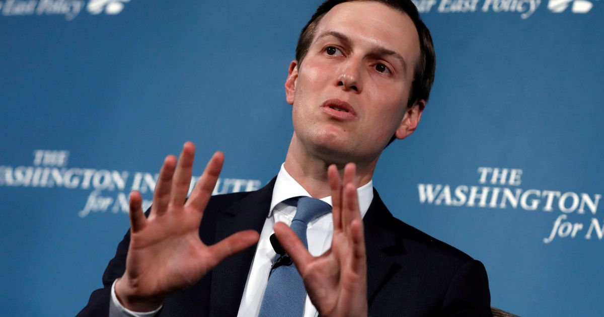 No Palestinians, No Israelis, Maybe Even No Journalists: What's Left of Kushner's Bahrain Summit