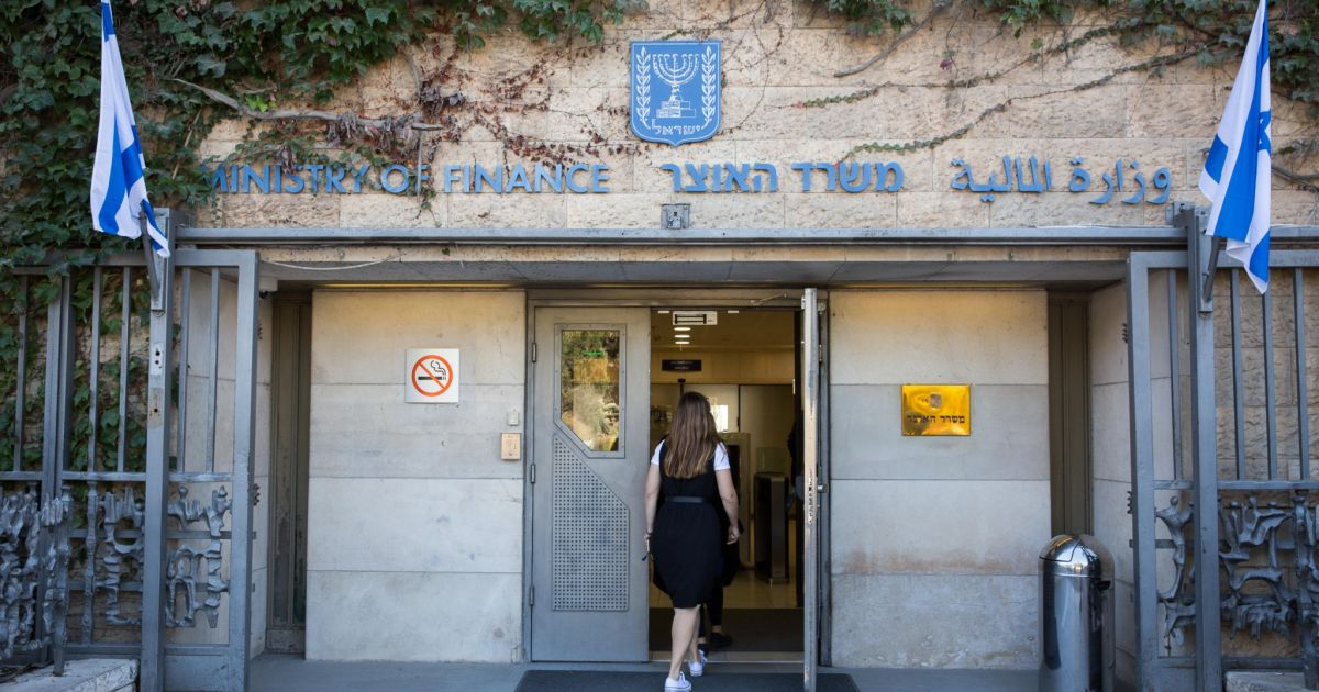 The Best Investment in Israel Today? Paying Taxes