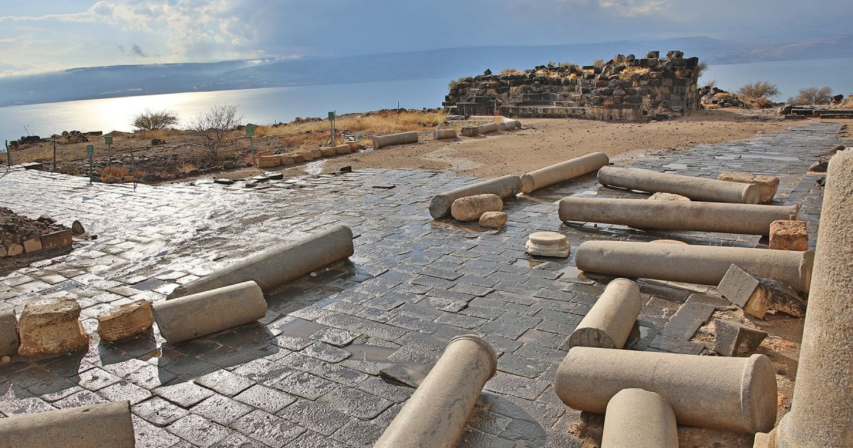 Israeli archaeologists discover how ancient Romans pulled off their monumental architecture