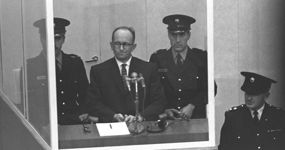 Mossad Agent Who Survived the Holocaust and Helped Incriminate Eichmann Dies