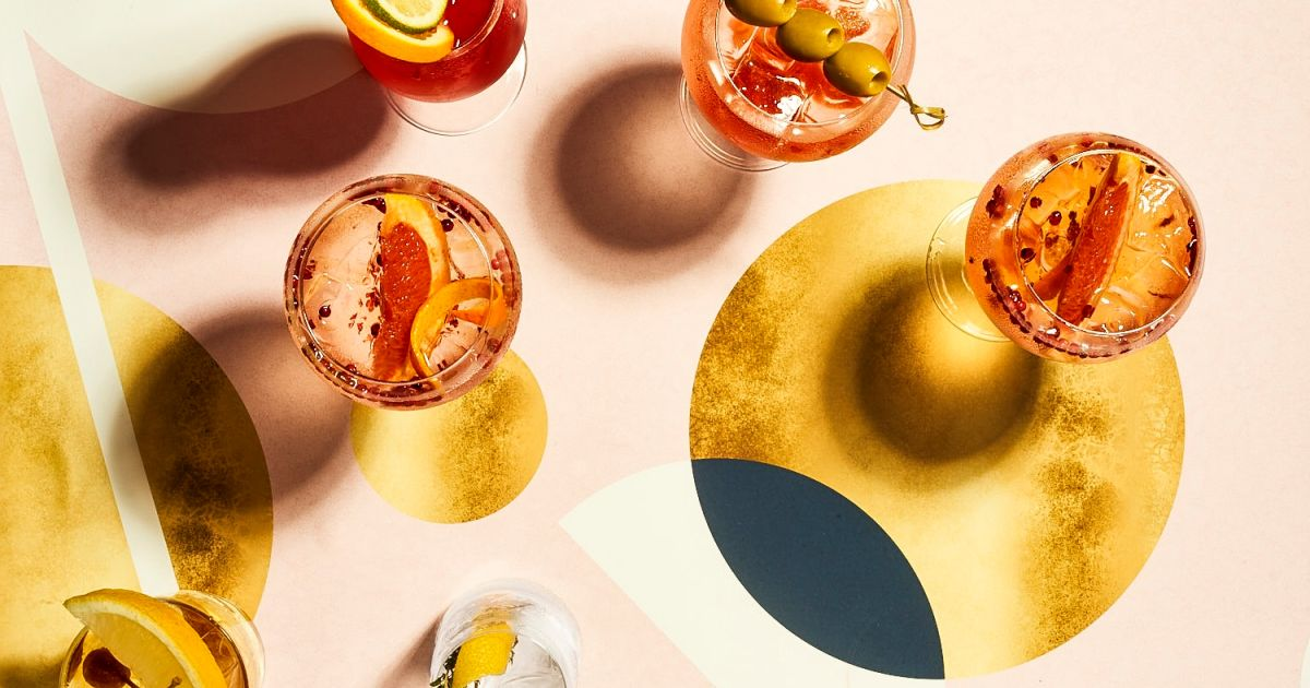 This New Tel Aviv Cocktail Bar Wants You to Drink Like an Italian