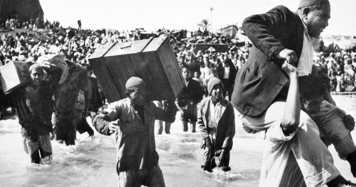 Burying the Nakba: How Israel systematically hides evidence of 1948