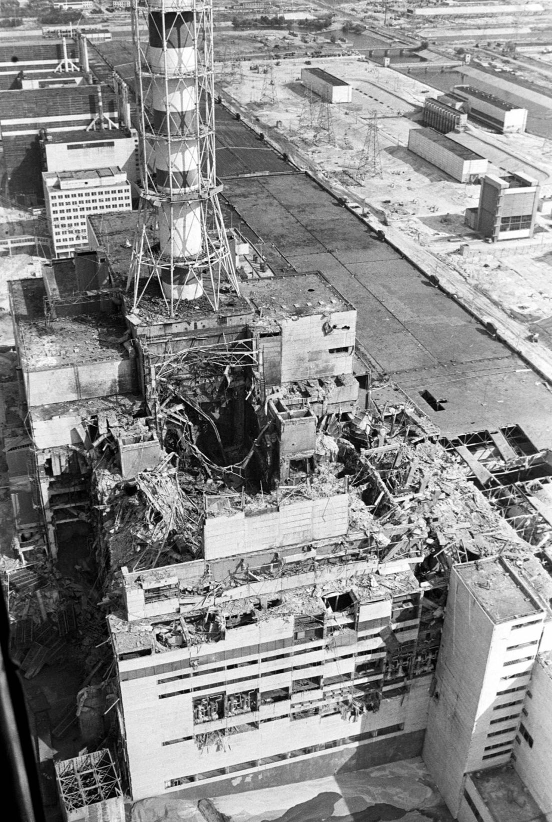 Chernobyl's 'liquidator': I cleaned up after the nuclear