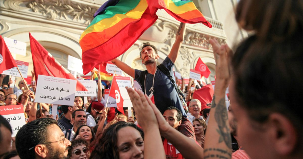 Tunisia's openness put to the test with gay presidential candidate - Middle East News - Haaretz.com